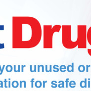Don't Forget – Saturday, October 28th is Drug Take Back Day at Town Hall on Grand Island!
